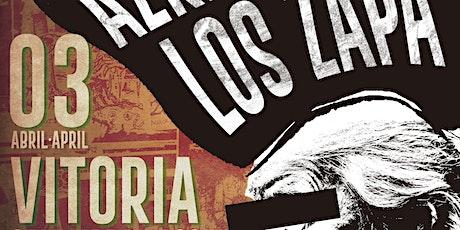 LOS ZAPA EN VITORIA entradas