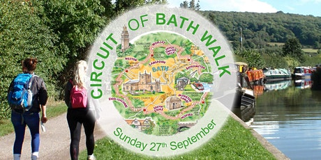 Circuit of Bath Walk 2020 tickets