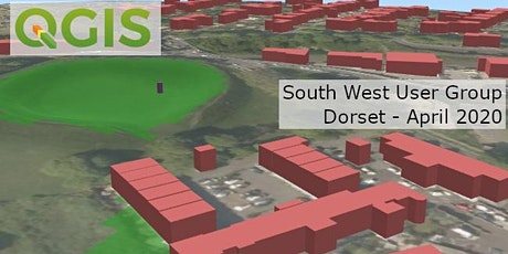 South West QGIS UK User Group tickets