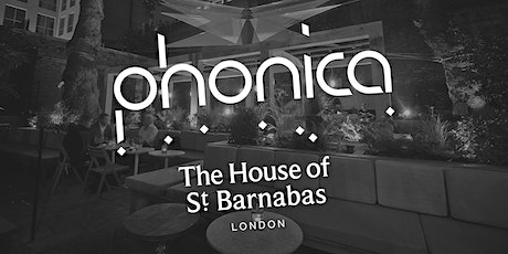 Phonica Records at The House of St Barnabas tickets
