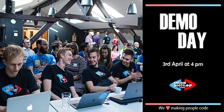 Demo Day #11 by Coding Bootcamp Praha - Future Trends tickets