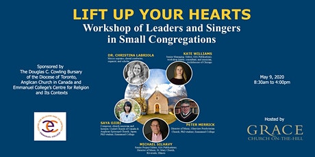 Lift Up Your Hearts: Workshop of Leaders and Singers in Small Congregation tickets