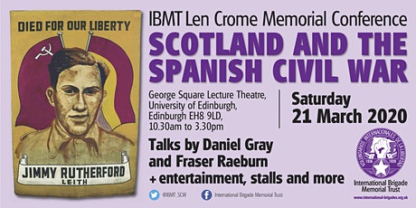 IBMT Len Crome Memorial Conference 2020 tickets