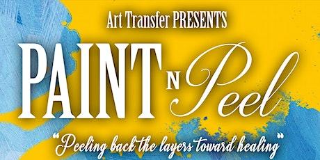 Paint N' Peel tickets