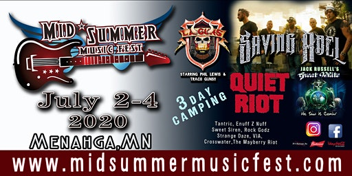 Mid summer music fest 2020