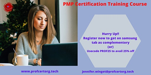 PMP BootCamp Certification Training in Lawton, OK