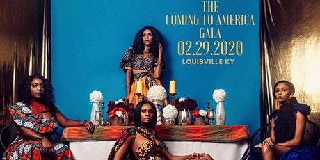 THE COMING TO AMERICA GALA  tickets