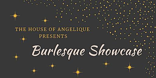 House of Angelique Burlesque Showcase