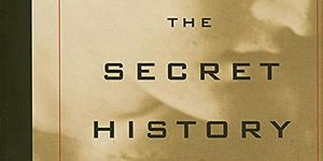 "MARCH 2020: ""The Secret History"" by Donna Tartt tickets"