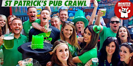 St Patrick's Pub Crawl on Sat 14 Mar tickets