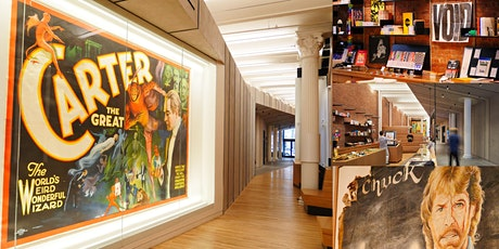 Behind-the-Scenes @ Poster House, First Museum in U.S. Dedicated to Posters tickets
