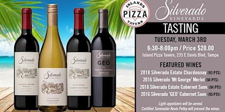 Silverado Vineyard Wine Charcuteri Pairing tickets