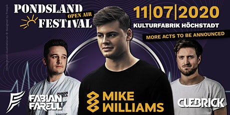 PONDSLAND FESTIVAL 2020 Tickets