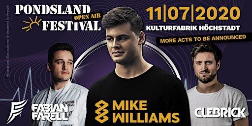 PONDSLAND FESTIVAL 2020