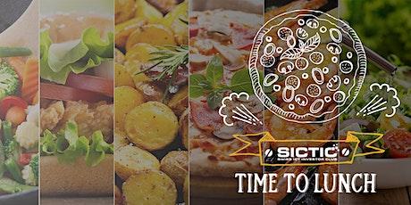 SICTIC Angel Lunch Zurich - 03.04.2020 Tickets