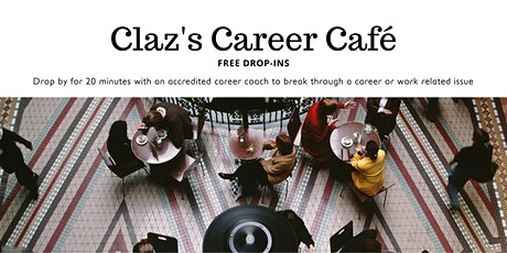 Claz's Career Café: 20 min drop-ins @ Heathrow tickets