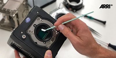 ARRI Service Essentials for ARRI Cameras | Munich