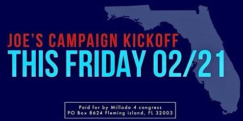 Millado2020 Congressional Kickoff Event: JAX 2/21/2020