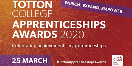 Totton College Apprenticeship Awards tickets