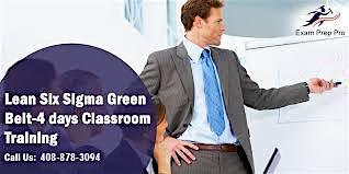 Lean Six Sigma Green Belt Certification Training in Philadelphia