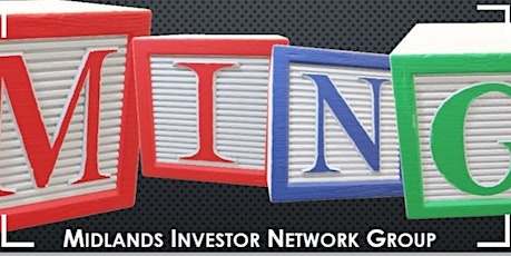 Midlands Investor Network Group (MING) tickets