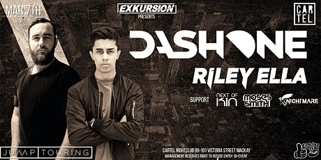 Exkursion - Ft. Dash One & Riley Ella tickets