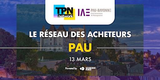 TPN - Le Réseau Des Acheteurs à Pau