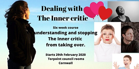 Dealing with The Inner Critic, Get the life you want tickets
