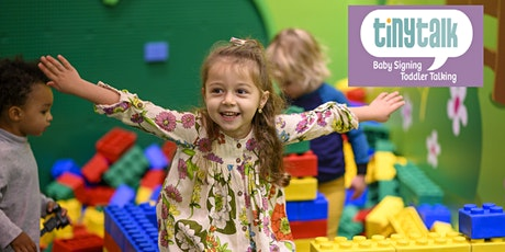 Taster Session: TinyTalk Toddler Talking at LEGOLAND Discovery Centre tickets