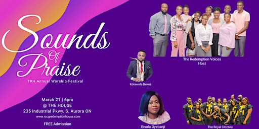 Sounds of Praise 2020