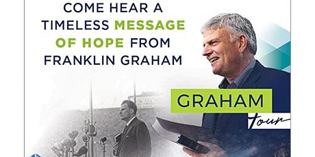 Graham Tour of Hope tickets