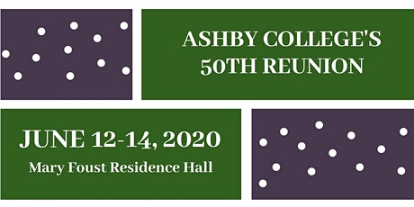 Ashby Residential College 50th Anniversary Celebration tickets