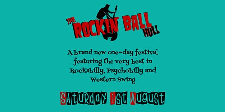 The Rockin' Ball, Hull tickets