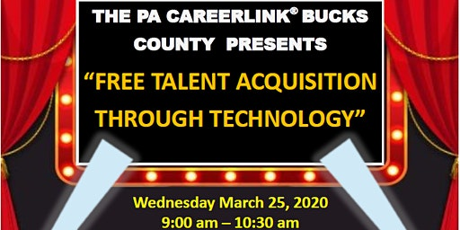 Free Talent Acquisition Through Technology