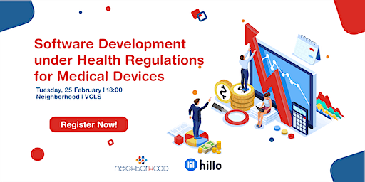 Software Development under Health Regulations for Medical Devices