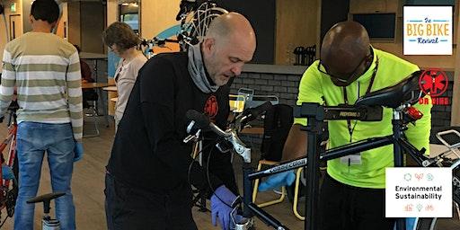 Bike adjustment and minor repairs workshop