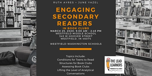 Engaging Secondary Readers (Westfield)