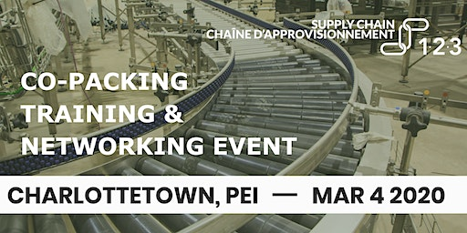 Co-Packing Training & Networking Event - Charlottetown