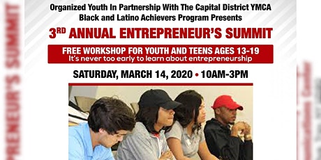 Organized  Youth: Entrepreneur's  Summit tickets