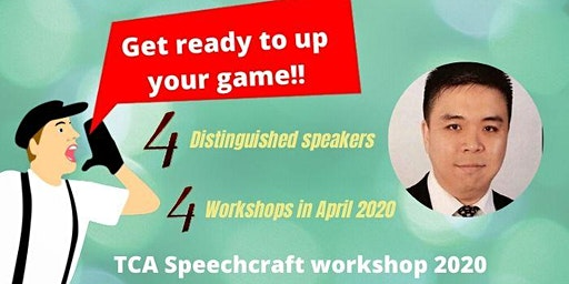 Speechcraft Workshop 2020 part 4 - To Pathway Success