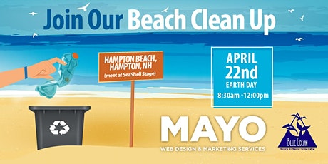 Earth Day Beach Clean Up - Hampton, NH tickets