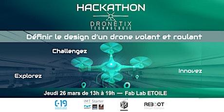Hackathon Dronetix billets