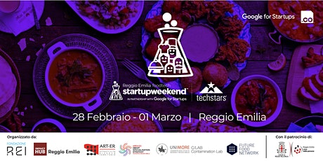 Startup Weekend Reggio Emilia FoodTech EMEA tickets