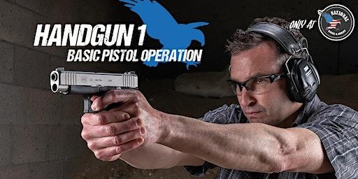March Handgun 1 - Basic Pistol Operation