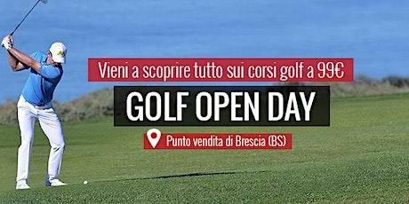 MAXI SPORT | Golf Open Day Brescia 19 aprile 2020 biglietti