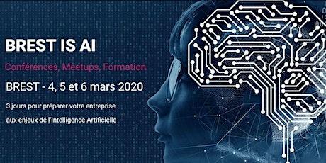 Formation sur l'Intelligence Artificielle dans le cadre de Brest is AI billets