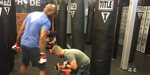 TITLE Boxing Club Cary: Intro to MMA Class!