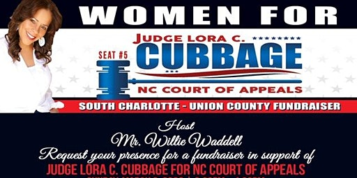 International Women's Day Fundraiser Reception hosted by Women For Cubbage