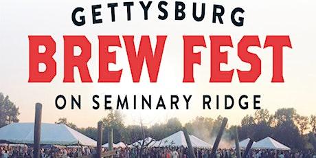 Gettysburg Brew Fest tickets