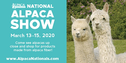 2020 AOA National Alpaca Show